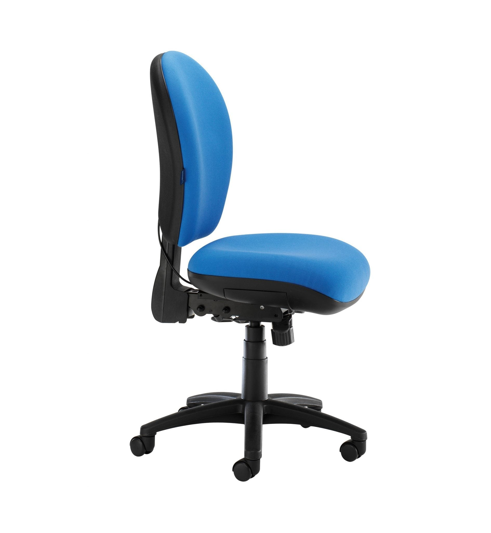 BL21 – Blenheim Range - Blenheim classic task office chair with advanced operator plus functionality – from Summit Chairs