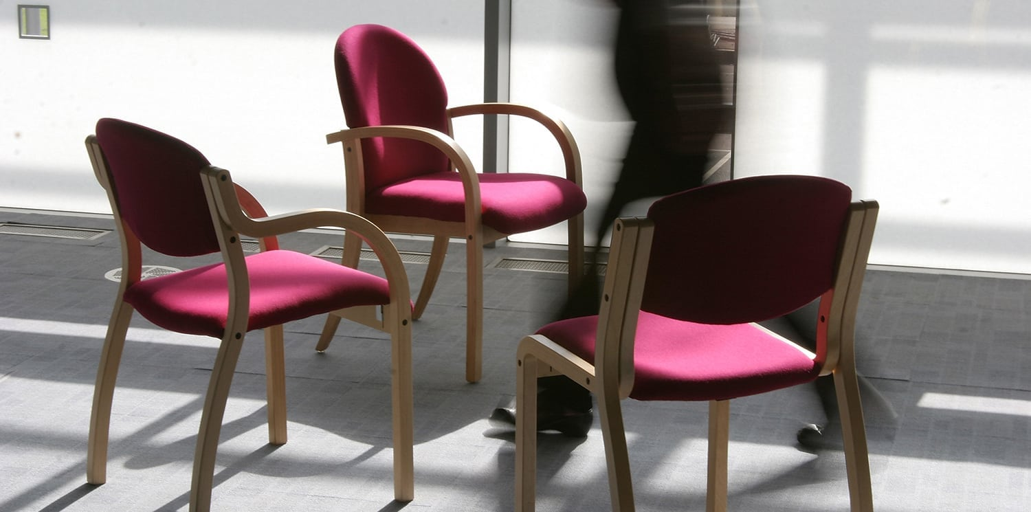 Westwood Seating Launched With Anti-Bacterial Lacquer for Healthcare