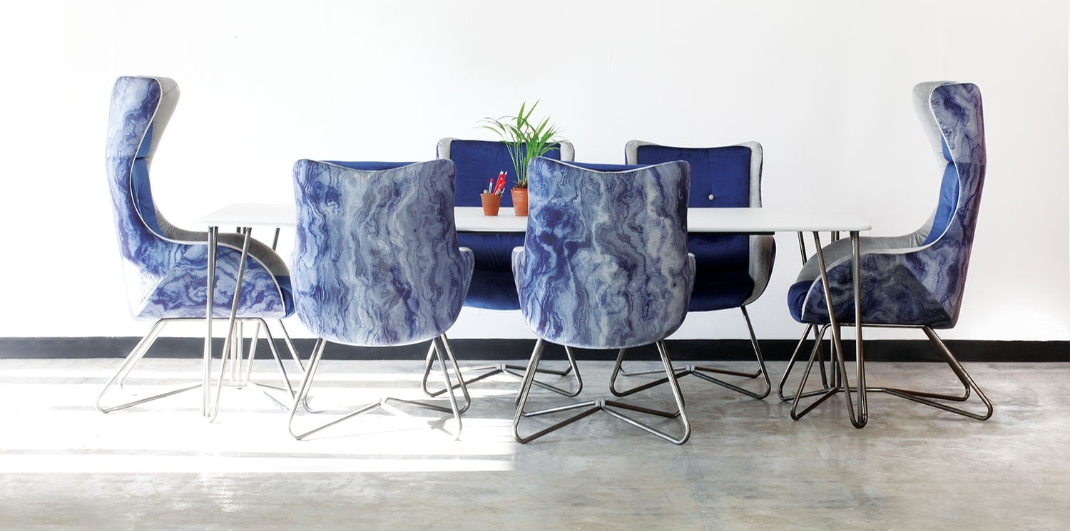 Villain range - Soft seating reception meeting - Summit Chairs