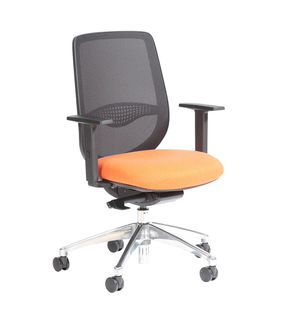 Ovair - OV32A - Task chair with adjustable arms – from Summit chairs