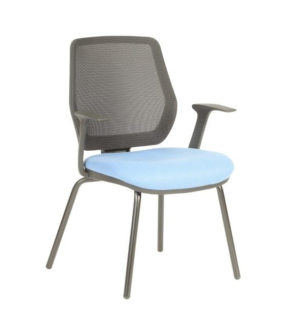 Ovair - OV40A - Meeting room and visitor chairs with arms – from Summit chairs