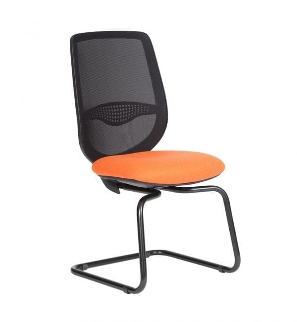 Ovair - OVC30 - Meeting room and visitor chairs with cantilever base – from Summit chairs