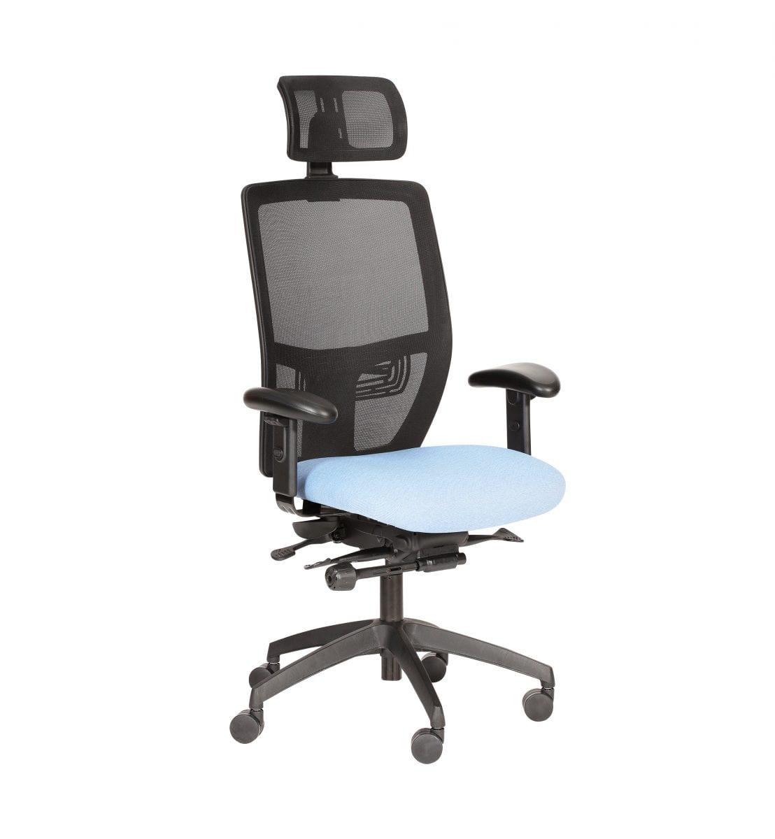 Admirable Pmb83Adj Posturemax Cool Office Chair With Adjustable Download Free Architecture Designs Viewormadebymaigaardcom